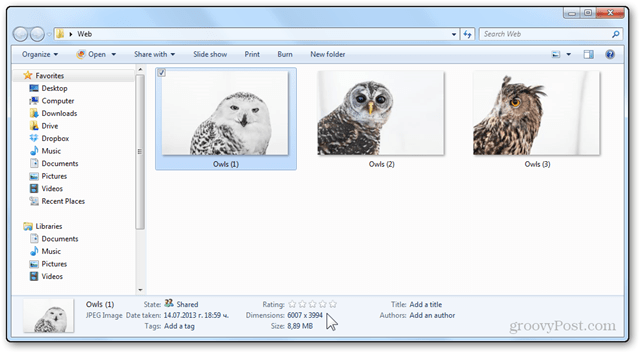 photos resizing tutorial windows live photo gallery
