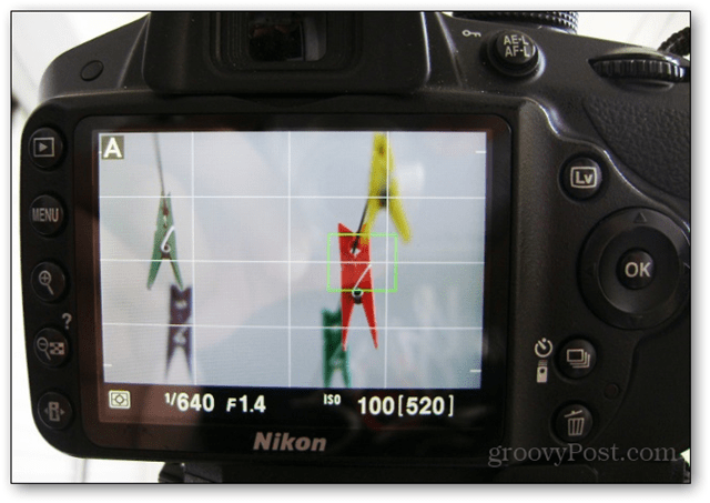first photo setup tripod focus live view dslr f/1.4 1.4 nikon