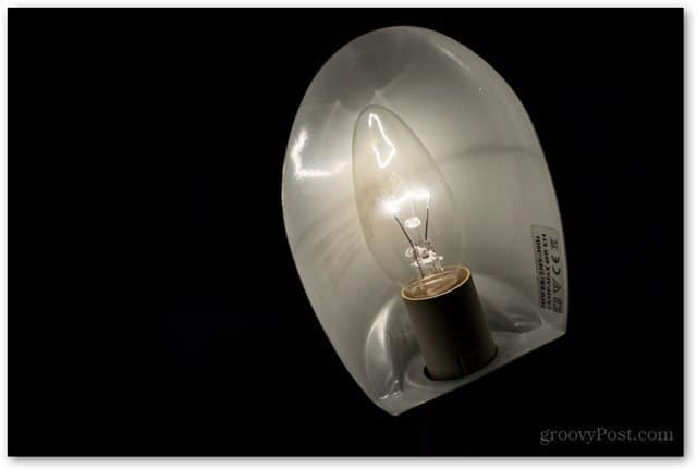 lamp light standard lighting photo photography tip ebay sell item auction tip