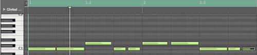 long note pattern