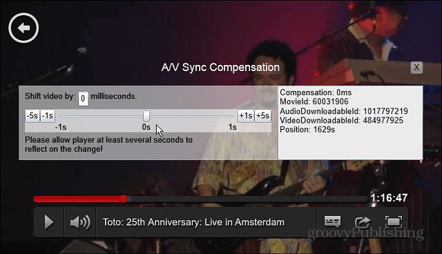 AV Sync