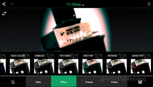 PicShop Filters