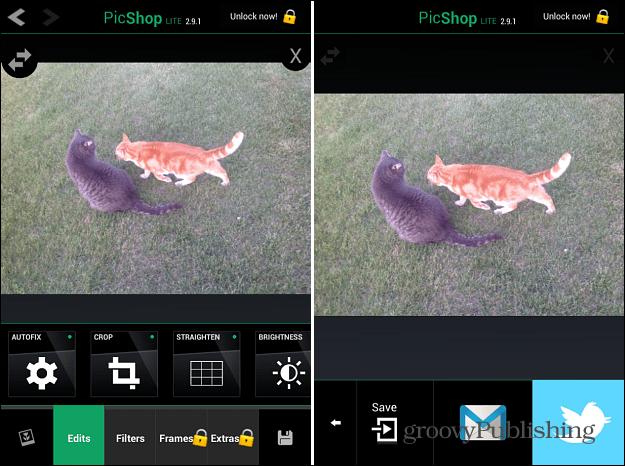 PicShop Lite iOS