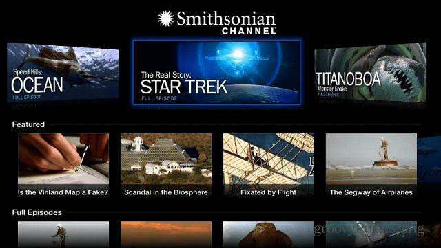 Smithsonian App