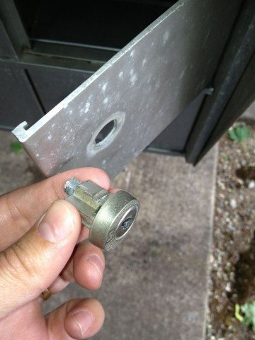 How To Replace a Mailbox Lock in Under Five Minutes