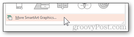 office 2013 more smartart options convert bulleted text feature button 2013