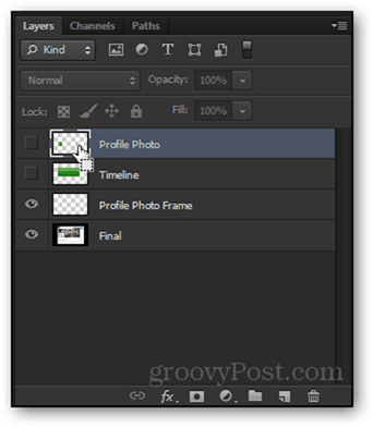 layer thumbnail ctrl click selection create photoshop psd template facebook timeline