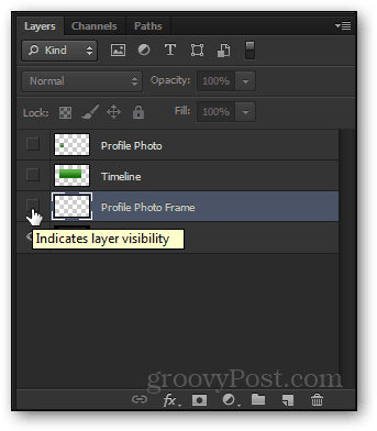 profile photo picture frame layer disable facebook timeline psd photoshop