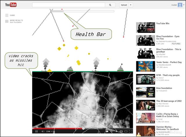 video under attack