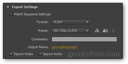 720p h.264 video codec hd video sd hd video premiere pro cs5 cs6 export