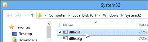 system32 folder location