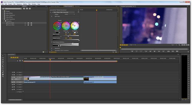 premiere pro cs6 video edit sd hd convert hd footage editing weaker computers