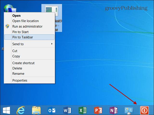 There are plenty of different ways to shutdown Windows  Shutdown Your Windows 8.1 Computer the Secret Way