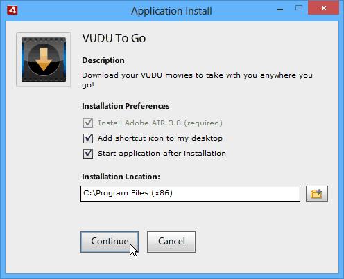 Adobe Air Install