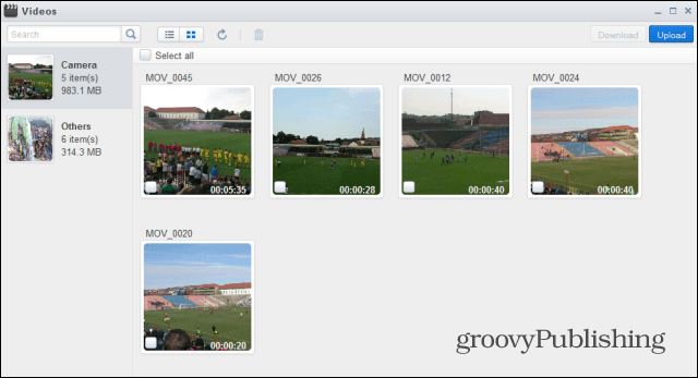 Airdroid images
