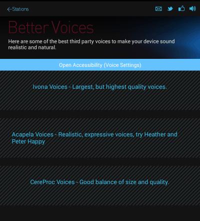 Auri voices