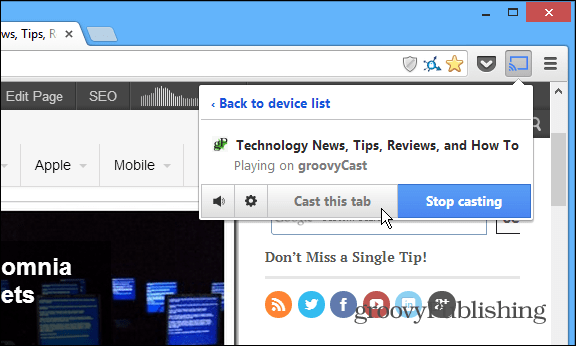 Six Tips for Getting More Out of Chromecast