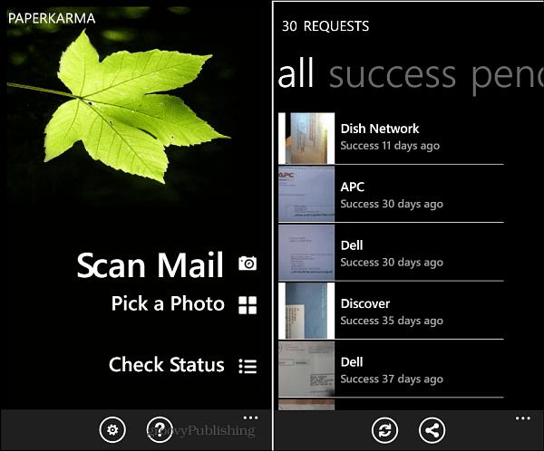 Windows Phone 8 App