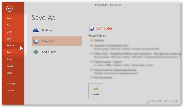 make your own custom powerpoint template in office 2013, Presentation templates