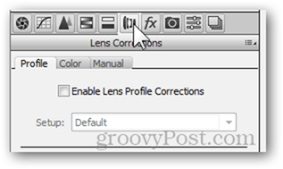 Lens Corrections in Lightroom and Photoshop lens correction distortion panel fix photography pane lens corrections camera raw