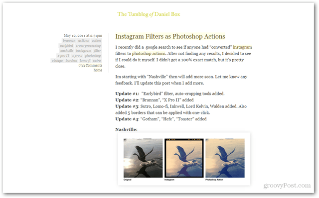 instagram filters photoshop daniel box free download actions