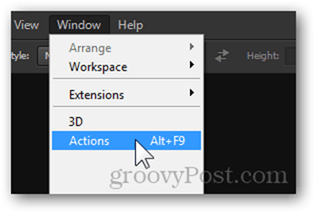 instagram filters photoshop free download actions window actions panel enable photoshop