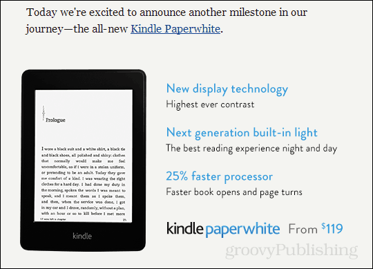 new paperwhite