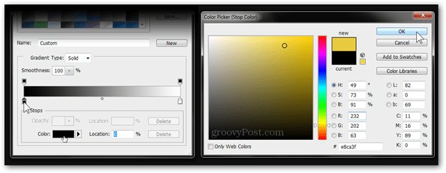 Photoshop Adobe Presets Templates Download Make Create Simplify Easy Simple Quick Access New Tutorial Guide Gradients Color Mix Smooth Fade Design Quick Color Picker Pick