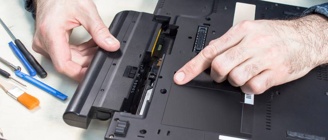 Is Running A Laptop Without A Battery Safe For You And The Device