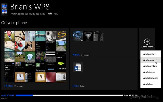 wp 8 app
