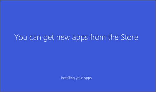 7 Installing Modern Apps