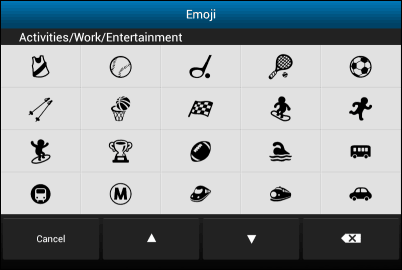 Emoji-keyboard-activities