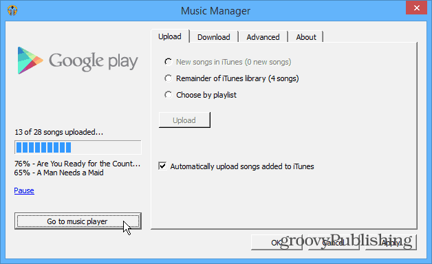 How To Transfer iTunes Playlists to Google Music