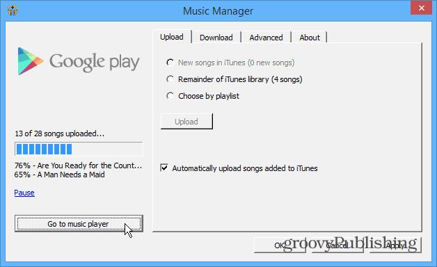 Music Manger