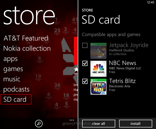 Sideload Windows Phone Apps