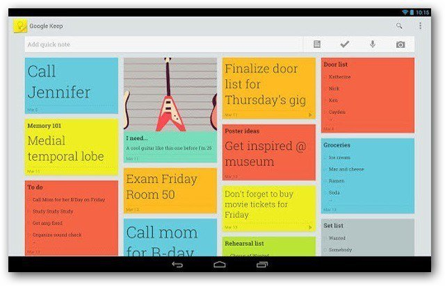 google-keep-main