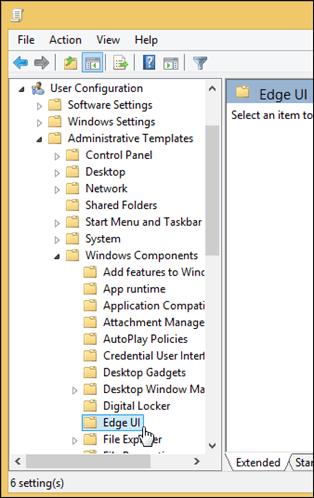 windows 8.1 group policy editor