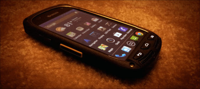 Kyocera Torque Phone