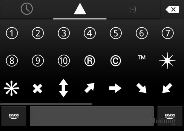 Google Android KitKat keyboard emoji