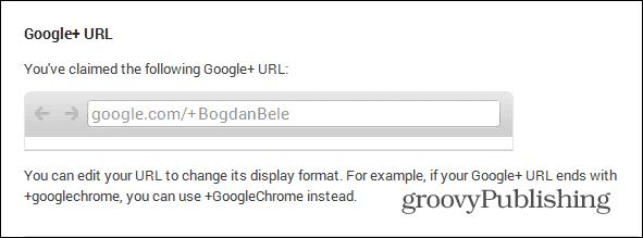 google  custom url about links edit