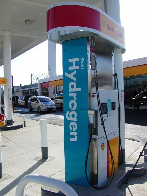 Hydrogen H2 Fuel Cell Fueling Station