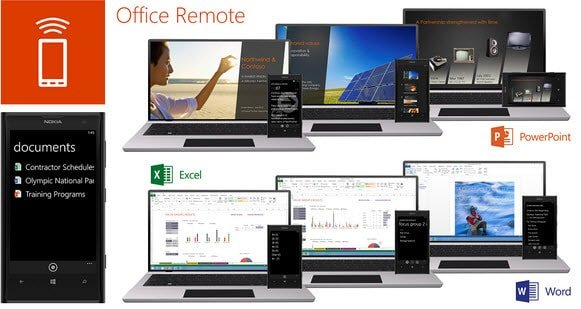 Microsoft Office Remote