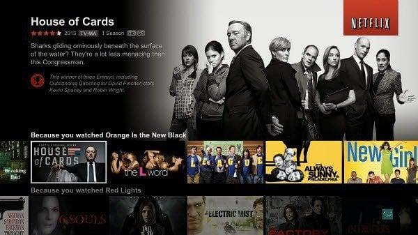 New Netflix TV Experience_US