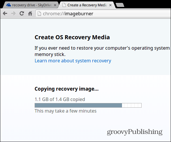 copying Recovery