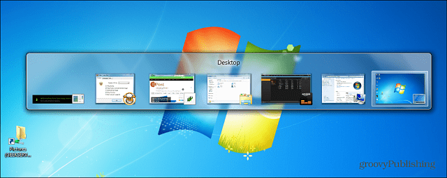 App Switch Windows 7
