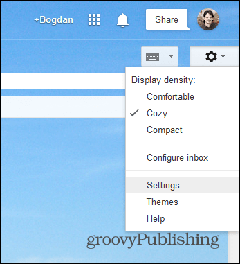 Gmail disable automatic image loading