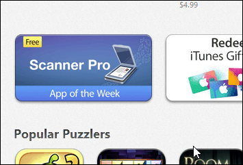 Scanner Pro - App of the Week