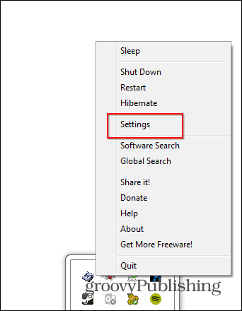 supersleep settings