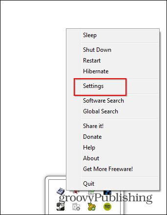 supersleep settings