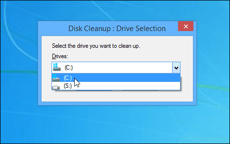 how to clean up windows 7 hard drive